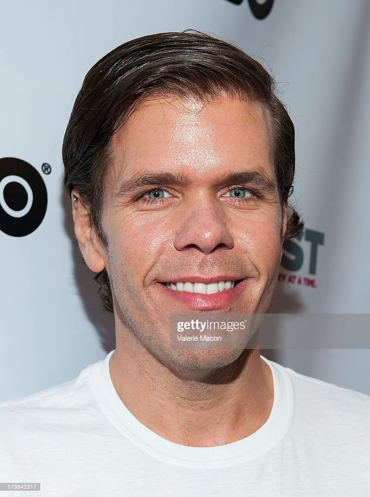 Perez Hilton attends the 2013 Outfest Opening Night Gala Of 'C.O.G.' - Red Carpet at Orpheum Theatre on July 11, 2013 in Los Angeles, California.