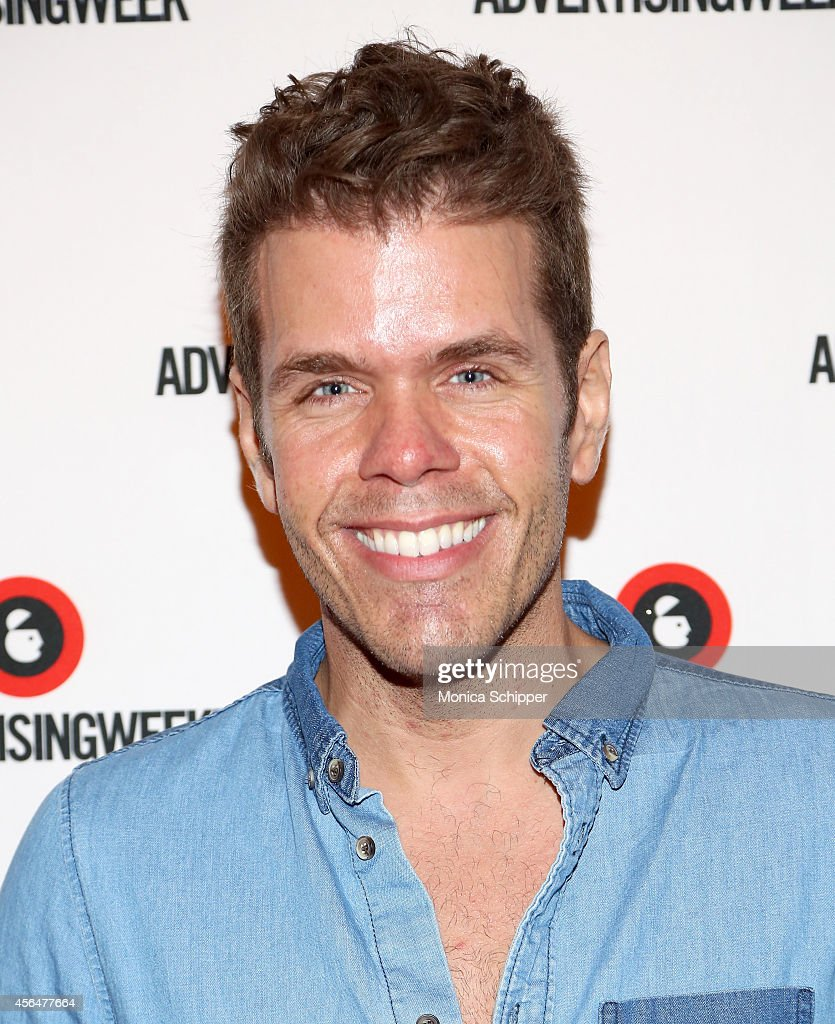 Perez Hilton attends the Living in a Short Form World panel during AWXI on October 1 2014 in New York City