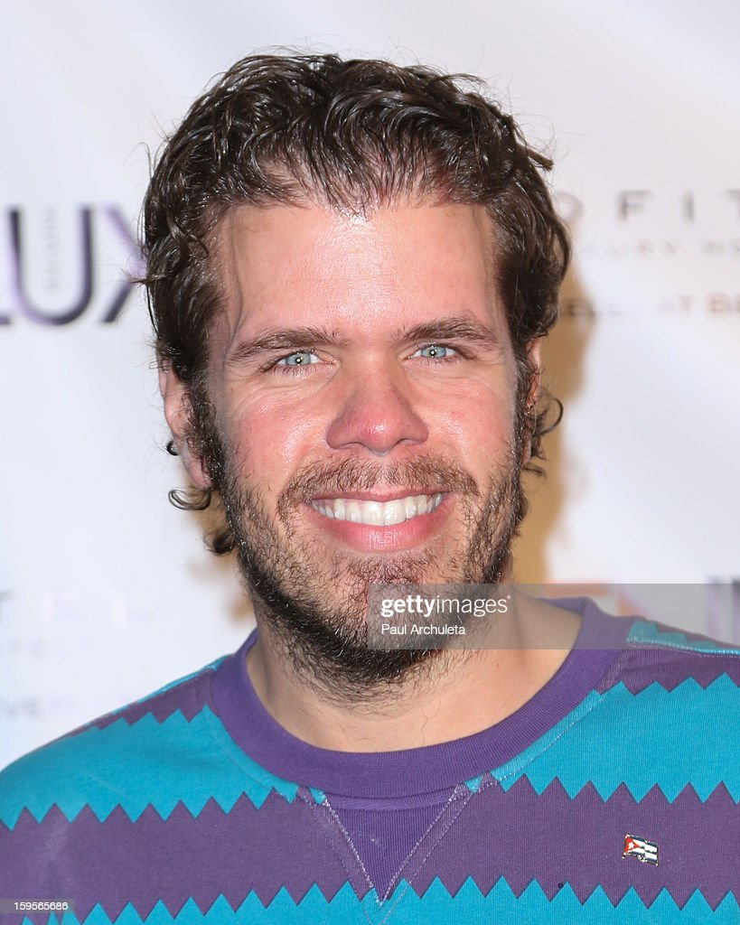 Perez Hilton attends the opening of the new bar Riviera 31 at the Sofitel L.A. Hotel on January 15, 2013 in Beverly Hills, California.