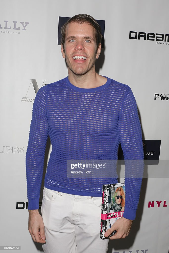 <a gi-track='captionPersonalityLinkClicked' href=/galleries/search?phrase=Perez+Hilton&family=editorial&specificpeople=598309 ng-click='$event.stopPropagation()'>Perez Hilton</a> attends the 'Popplicks: Plus One' Book Launch Event at The Gallery at The Dream Downtown Hotel on September 9, 2013 in New York, United States.