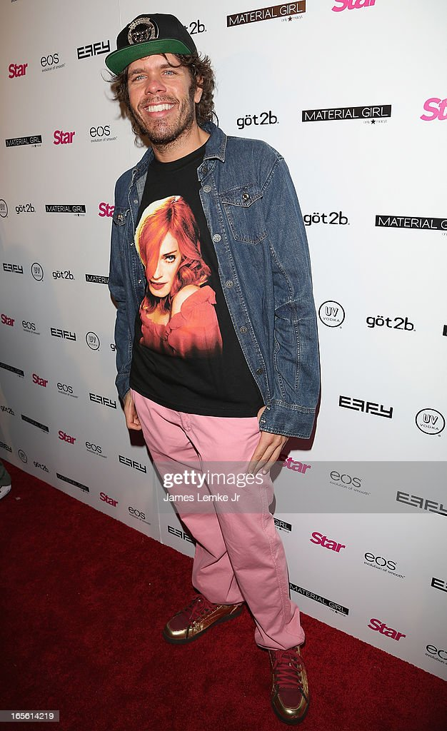 <a gi-track='captionPersonalityLinkClicked' href=/galleries/search?phrase=Perez+Hilton&family=editorial&specificpeople=598309 ng-click='$event.stopPropagation()'>Perez Hilton</a> attends the Star Magazine's 'Hollywood Rocks' Party held at the Playhouse Hollywood on April 4, 2013 in Los Angeles, California.