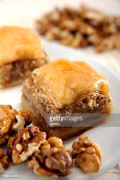 Perfect Baklava with Walnut