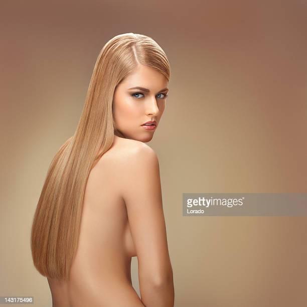 Perfetto capelli biondi