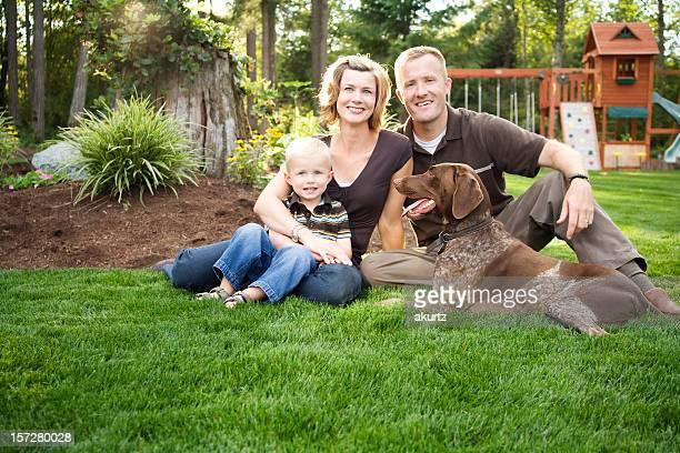 Perfect Happy Family