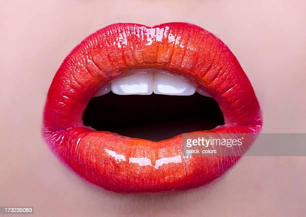 Perfekte Lippen