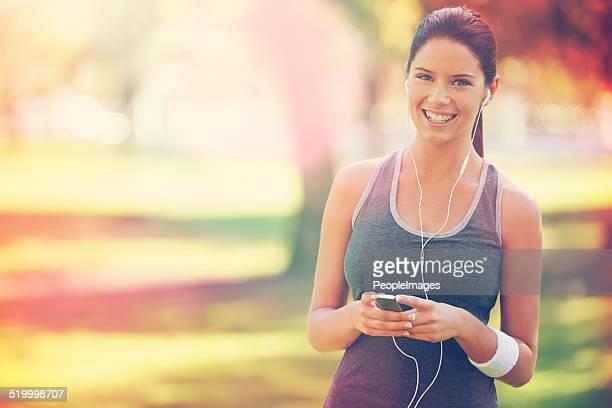 playlist perfetta per correre attraverso il parco
