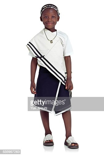 Perfect portrait of young tradtion : Stock Photo