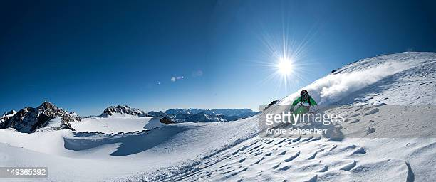 perfect ski day