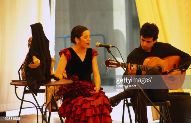 Performance at Flamenco Festival.