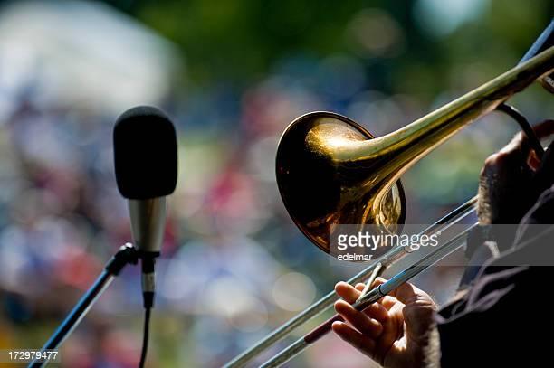 性能の管楽器
