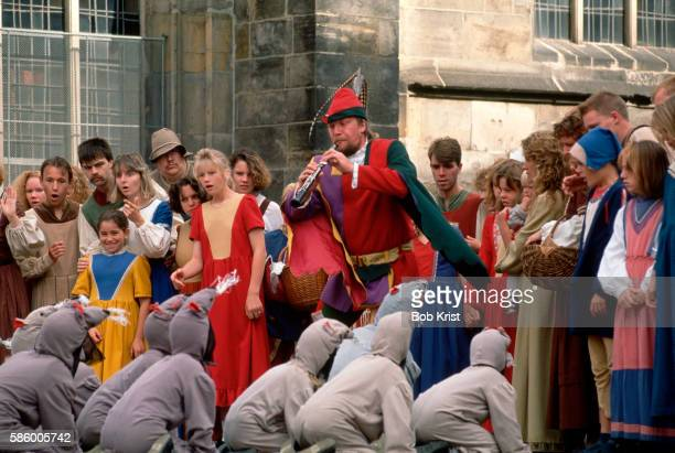 Performance of The Pied Piper of Hamelin