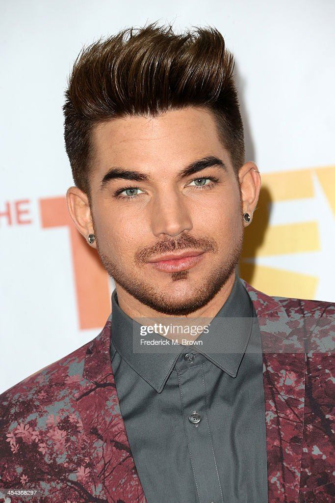 Performer <a gi-track='captionPersonalityLinkClicked' href=/galleries/search?phrase=Adam+Lambert&family=editorial&specificpeople=5706674 ng-click='$event.stopPropagation()'>Adam Lambert</a> attends 'TrevorLIVE LA' honoring Jane Lynch and Toyota for the Trevor Project at Hollywood Palladium on December 8, 2013 in Hollywood, California.