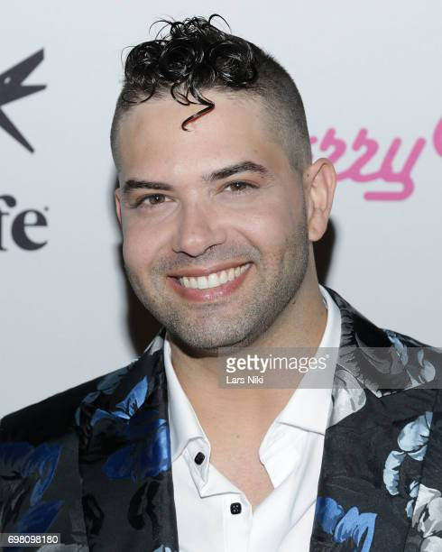 Performer Alexis Michelle attends the Cherry Pop Premiere at OutCinema Presented by NewFest and NYC Pride at SVA Theater on June 19 2017 in New York...
