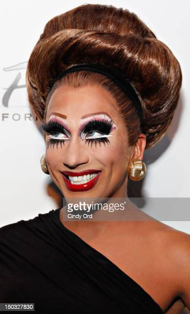 Performer Bianca Del Rio attends Lady Bunny's 50th Birthday Roast at XL Nightclub on August 15 2012 in New York City
