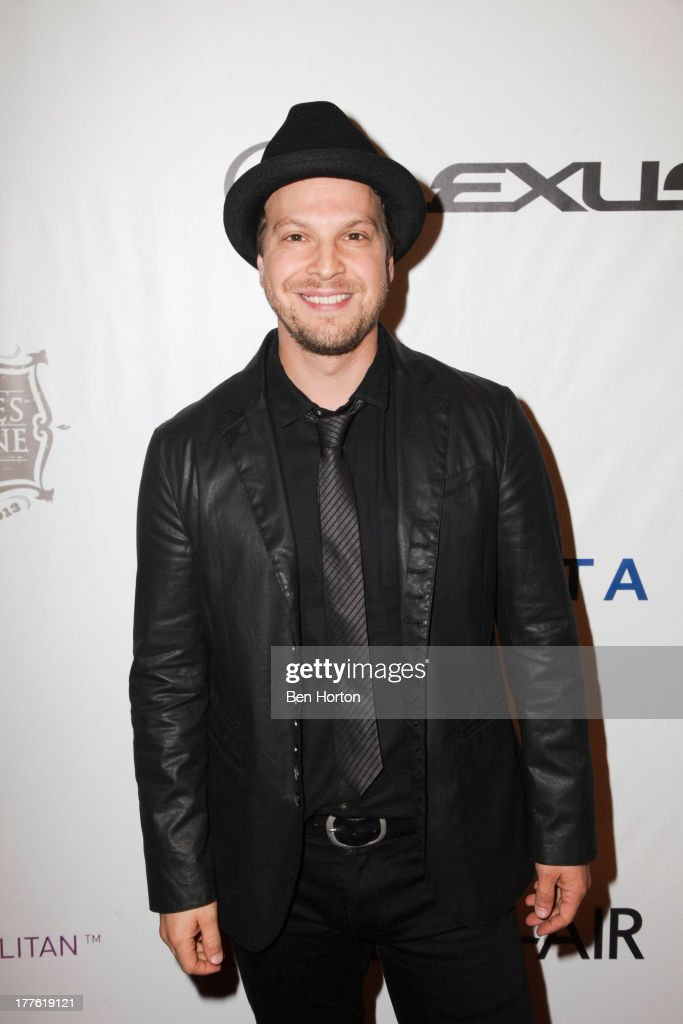 Performer <a gi-track='captionPersonalityLinkClicked' href=/galleries/search?phrase=Gavin+DeGraw&family=editorial&specificpeople=203282 ng-click='$event.stopPropagation()'>Gavin DeGraw</a> attends LEXUS Live on Grand hosted by Curtis Stone at the third annual Los Angeles Food & Wine Festival on August 24, 2013 in Los Angeles, California.