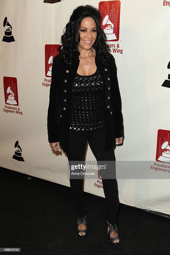 Performer Sheila E. attends the producers & engineers wing of the recording Academy's 6th Annual GRAMMY Event 'An Evening Of Jazz' at The Village Recording Studios on February 6, 2013 in Los Angeles, California.