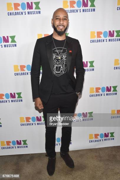 Performer Swizz Beatz attends the Bronx Children's Museum Gala at Tribeca Rooftop on May 2 2017 in New York City