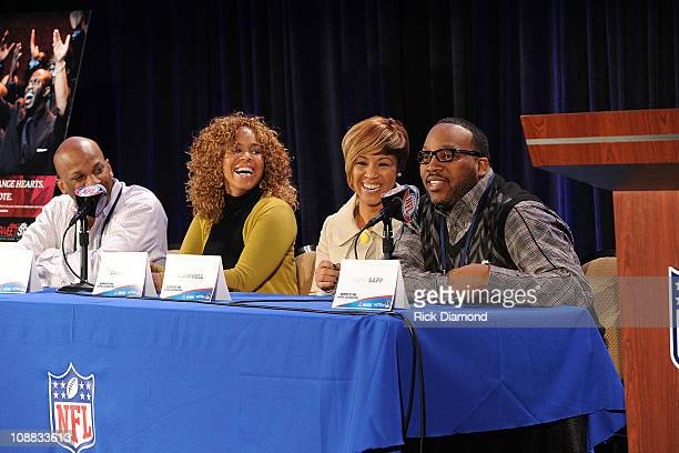 Image result for MARVIN SAPP AND ERICA CAMPBELL getty image