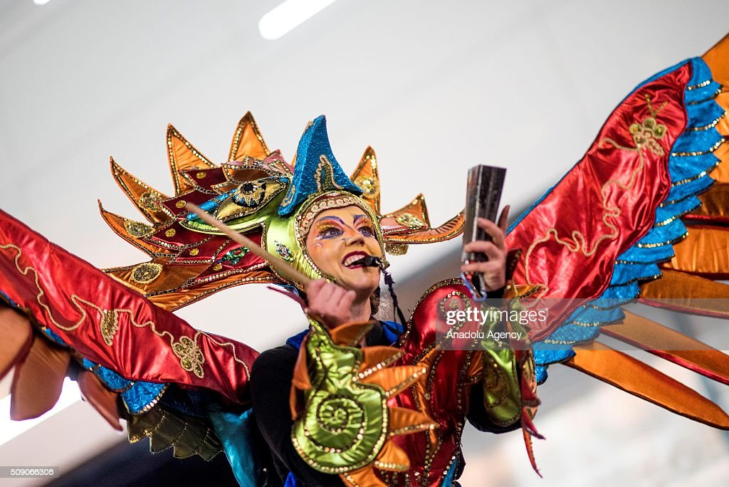 Performers stage a show during the 2016 Cathay Pacific International Chinese New Year Night Parade on February 08, 2016 in Hong Kong, China. Hundreds of thousands gathered in Hong Kong today to celebrate the Chinese New Year and welcome the Year of the Monkey, with new year's day falling on February 08. Chinese New Year is the most important festival in the Chinese calendar and is widely celebrated across Asia.