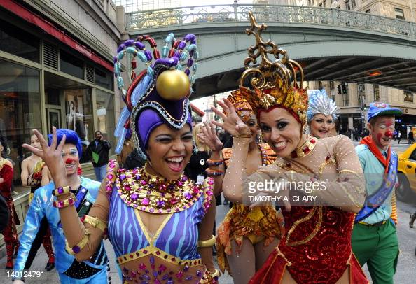 ringling bros circus holds auditions in grand central terminal photos and images getty images. Black Bedroom Furniture Sets. Home Design Ideas