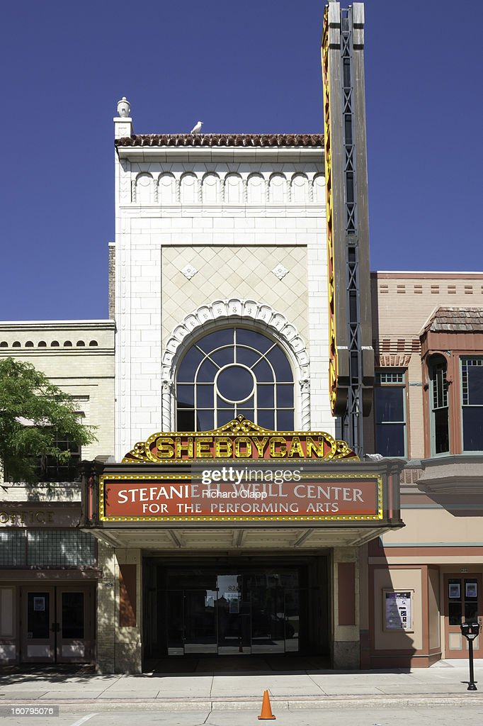 CONTENT] Performing Arts Center in an historic downtown building in Sheboygan, WI