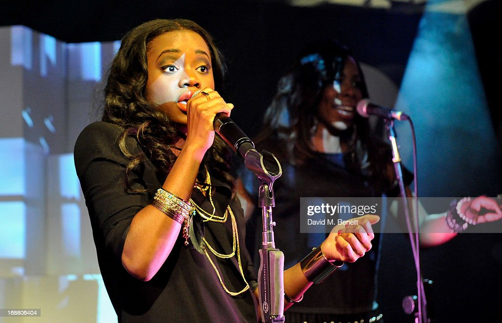 E performing at the Warehouse Summer Party at The Yard on May 15, 2013 in London, England.