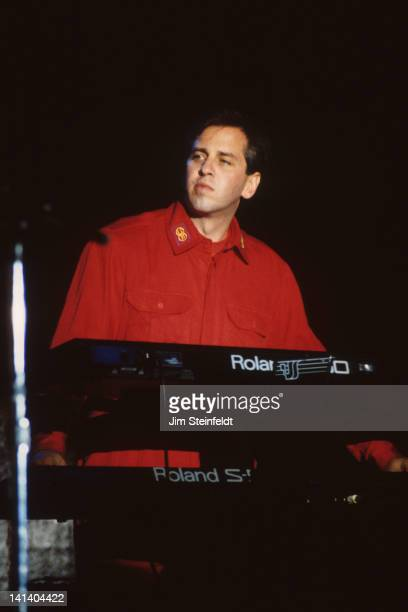performs at First Avenue nightclub in Minneapolis Minnesota in 1988