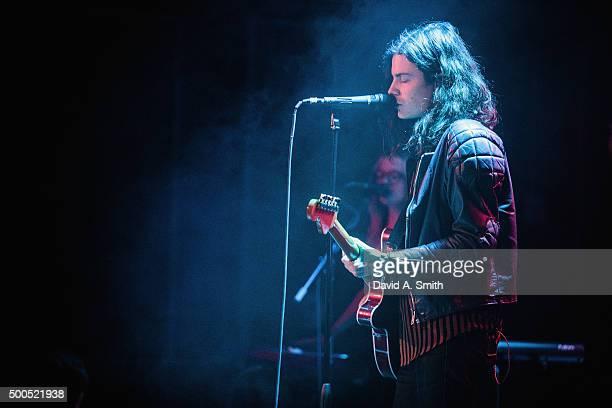 BORNS performs at Saturn Birmingham on December 8 2015 in Birmingham Alabama