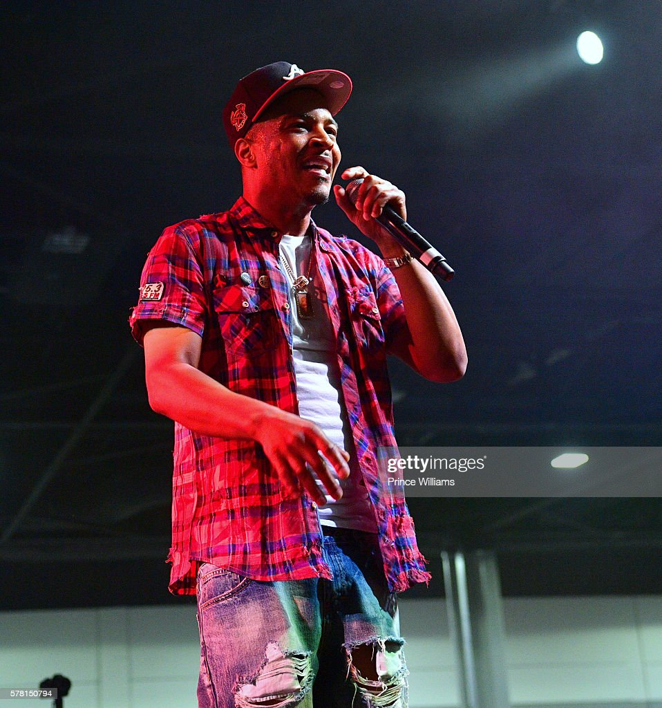 T.I. performs at the 13th annual Bike show at Georgia World Congress Center on July 16, 2016 in Atlanta, Georgia.
