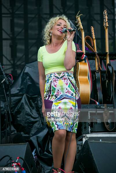 CAM performs at the 955 WYCD Downtown Hoedown at West Riverfront Park on June 5 2015 in Detroit Michigan