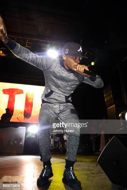 I performs at the 9th Annual 212NYC Summer Party at Pier 16 on August 10 2017 in New York City