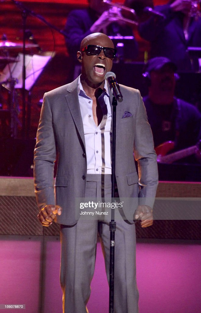 KEM performs at the BET Honors 2013 at Warner Theatre on January 12, 2013 in Washington, DC.