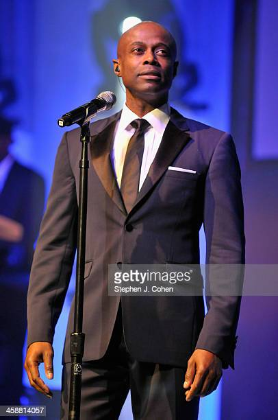 KEM performs at The Brown Theatre on December 21 2013 in Louisville Kentucky