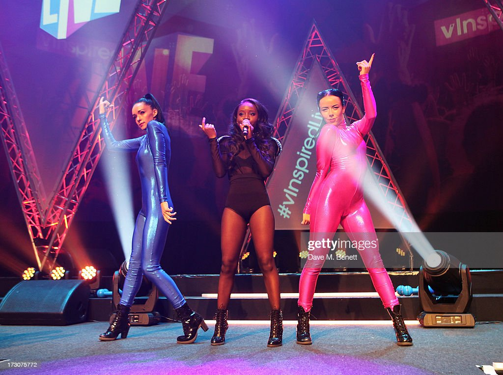 performs at vInspired Live, a youth social change event, at The Roundhouse on July 6, 2013 in London, England.