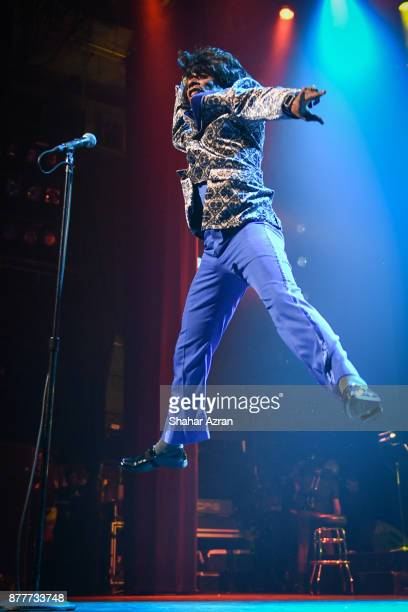 performs during Amateur Night At The Apollo Super Top Dog at The Apollo Theater on November 22 2017 in New York City Photo by Shahar Azran/Getty Image