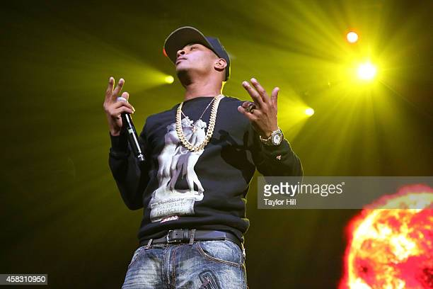 I performs during Power 1051's Powerhouse 2014 at Barclays Center on October 30 2014 in New York City