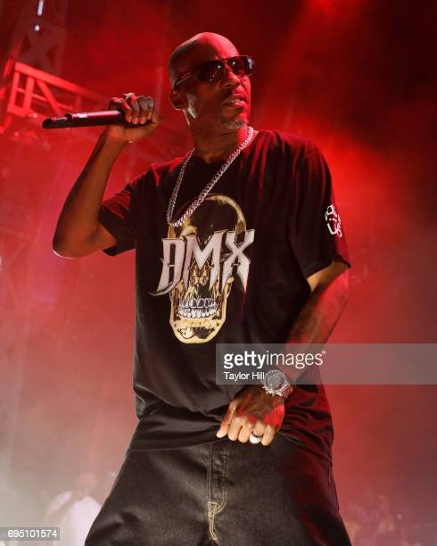 DMX performs during the 2017 Hot 97 Summer Jam at MetLife Stadium on June 11 2017 in East Rutherford New Jersey
