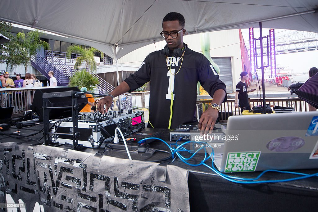 DXXXY performs onstage during the 2014 BUKU Music + Art Project at Mardi Gras World on March 21, 2014 in New Orleans, Louisiana.