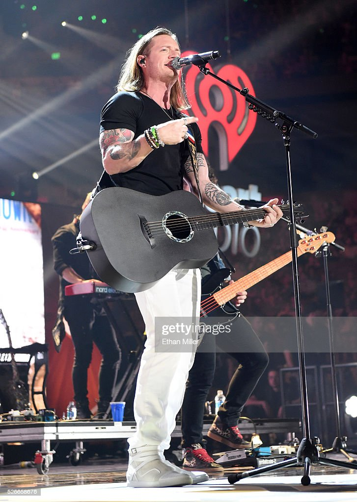 performs onstage during the 2016 iHeartCountry Festival at The Frank Erwin Center on April 30, 2016 in Austin, Texas.