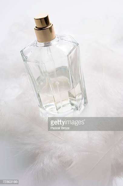 Perfume bottle, close-up