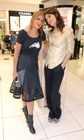 Bella Freud Fashion Designer Photos Et Images De