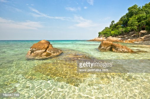 Perhentian island : Stock Photo