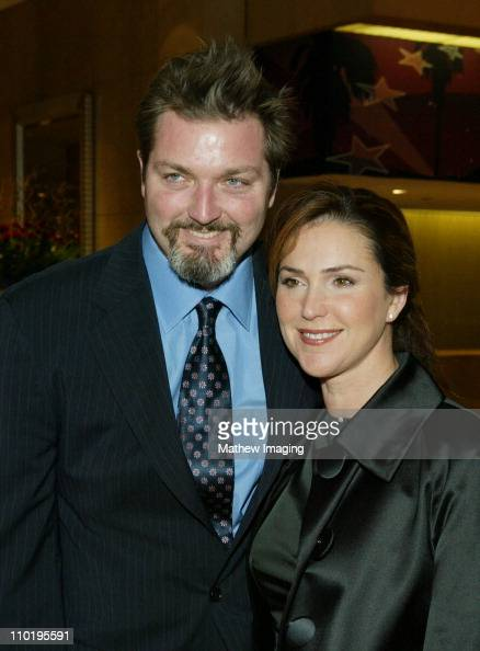 peri gilpin and husband christian vincent during 8th