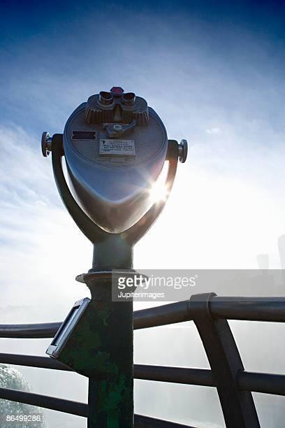 Periscope at Niagara Falls, New York