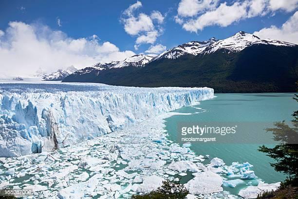 ペリトモレノ氷河、アルゼンチン