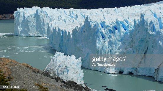 Perito Moreno Glacier, Argentina : Stock Photo