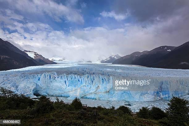 ペリトモレノ氷河、パタゴニア、アルゼンチン