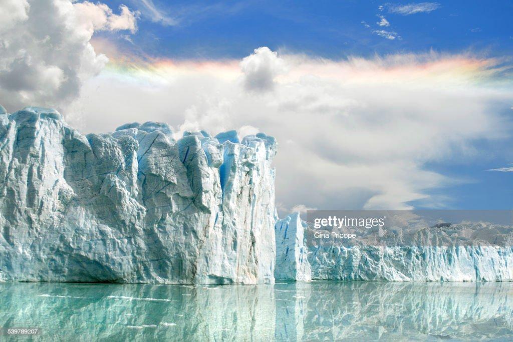 Perito Moreno Glacier : Stock-Foto