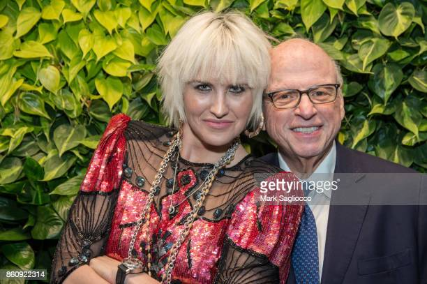 Perlman and Howard Lorber attend the Alfa Development Launch Celebration on October 12 2017 in New York City