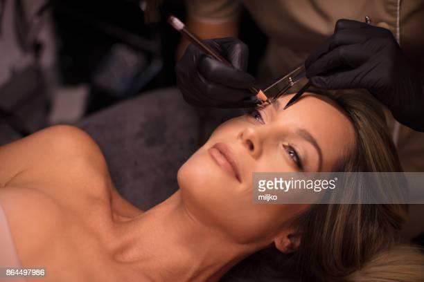 Tratamiento de maquillaje permanente